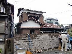 東京都武蔵野木造一戸建て