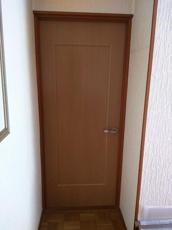 洋室ドア交換