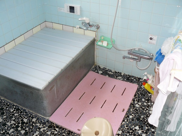 厚木でのお風呂リフォーム
