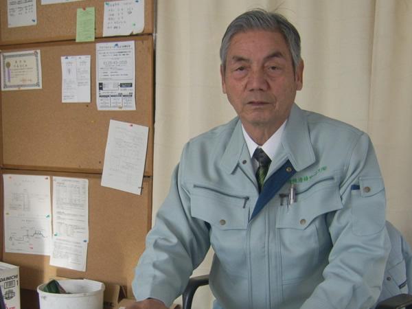 神奈川県厚木の遺品整理。特殊清掃サービス有限会社社長挨拶