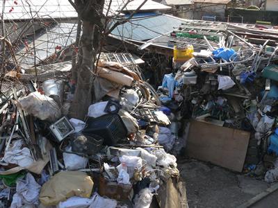 ゴミ屋敷の片付け・お掃除なら当社まで!