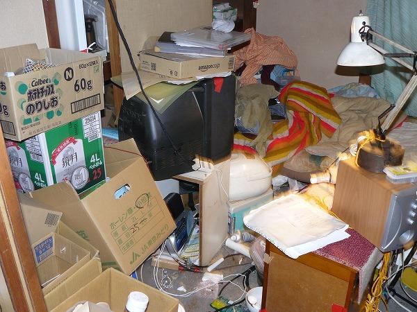 相模原市の遺品整理ハウスクリーニング