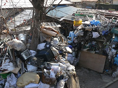 神奈川県のゴミ屋敷の片づけ