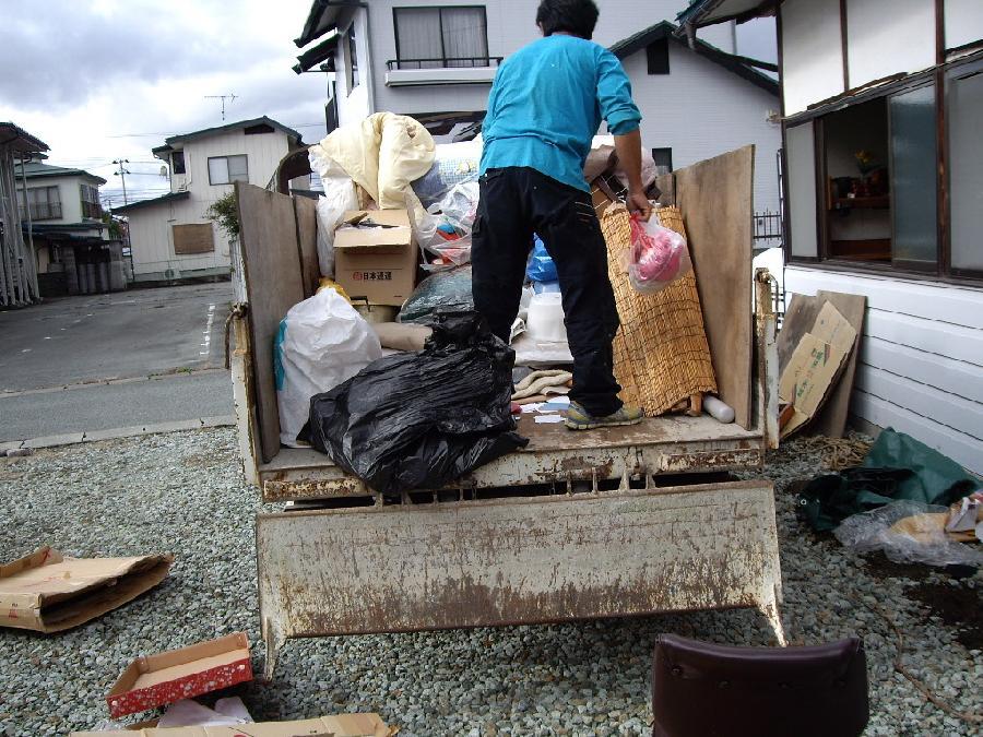 山形県天童市遺品整理空き家