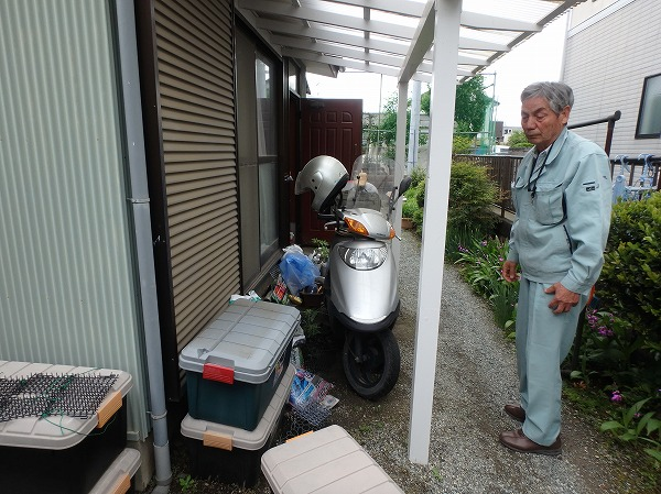 平塚市のゴミ屋敷片付け