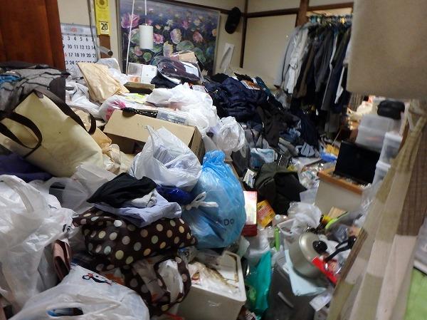 神奈川県のゴミ屋敷