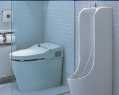 トイレの補修
