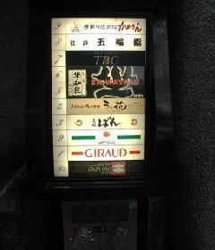 東京都品川区五反田 ビル集合看板