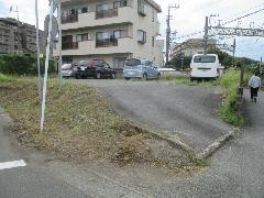 神奈川県川崎市 自立看板撤去