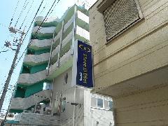 東京都町田市 内照式袖看板の設置工事