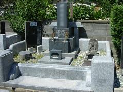 熊谷市 成就院 和型 墓石
