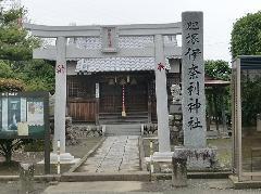 神社の鳥居 新設工事
