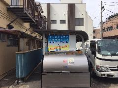 パネル看板製作及び設置 東京都足立区
