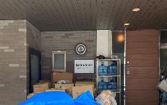 ステンレス製チャンネル文字及びパネル看板の製作・設置 東京都港区
