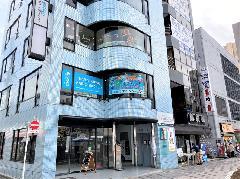 ガラス面にシートを施工 東京都江戸川区