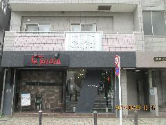 ネイルサロンさんの看板設置 神奈川県 相模原市