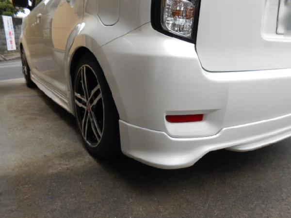 トヨタキズ修理