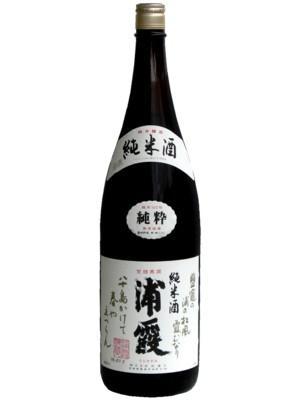 浦霞 純米 1.8L