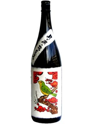 月ヶ瀬の梅原酒 20°1.8L