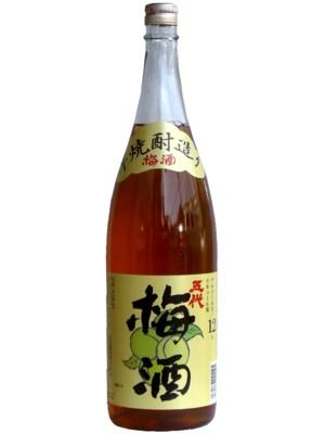 五代 梅酒 12° 1.8L