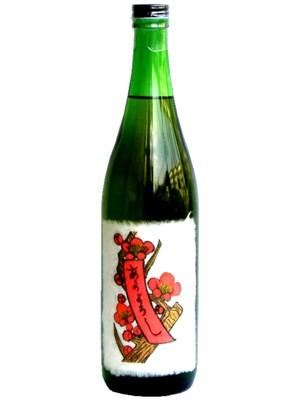 赤短の梅酒14°720ml