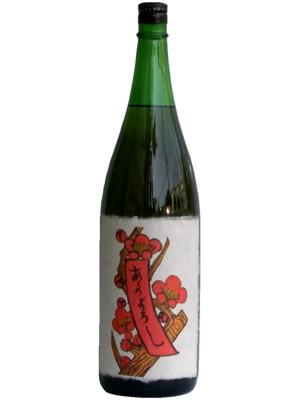 赤短の梅酒14°1.8L