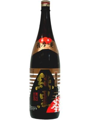 薩摩乃薫 純黒 芋25°1.8L