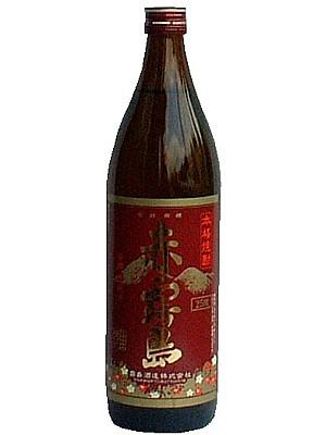 赤霧島 芋25°900ml(単品)