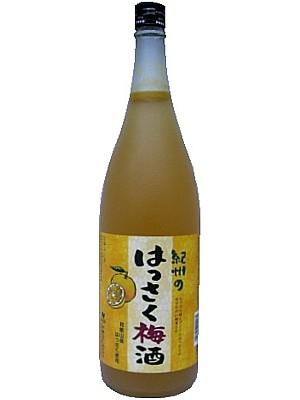 紀州のはっさく梅酒 12°1.8L