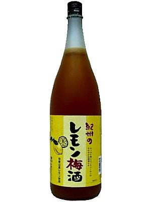 紀州のレモン梅酒 12°1.8L