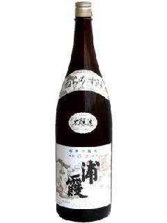 浦霞 本仕込 本醸造 1.8L