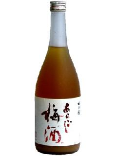 梅乃宿 あらごし梅酒12°720ml