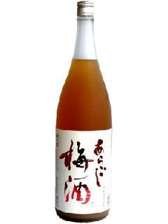 梅乃宿 あらごし梅酒12°1.8L