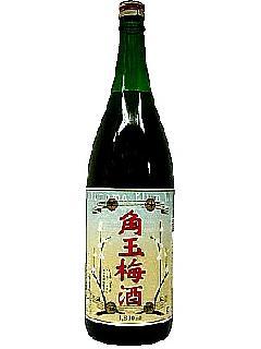 角玉梅酒 14°1.8L