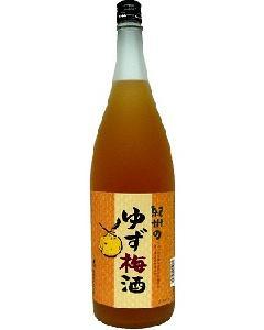 中野BC ゆず梅酒 12°1800ml