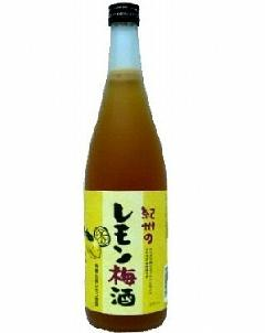 中野BC レモン梅酒 12°720ml