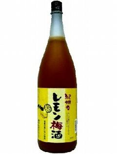 中野BC レモン梅酒 12°1800ml