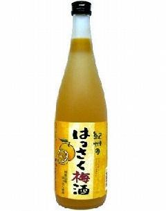 中野BC はっさく梅酒 12°720ml