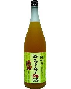 中野BC 紀州のシークヮーサー梅酒 12°1800ml