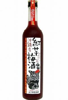 新里 紅芋梅酒 12°500ml