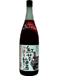 新里 紅芋梅酒 12°1800ml