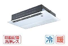東芝 天井カセット形1方向吹出しタイプ ASEA08055M
