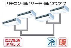 東芝 天井吊形 ACEF22455M