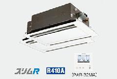 三菱 2方向天井カセット形 PLZX-RP80LB