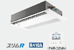 三菱 1方向天井カセット形 PMZ-RP40FEB