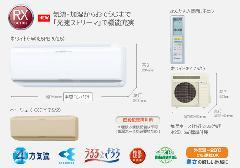 ダイキン 壁掛形RXシリーズ S63MTRXP-W(-C)