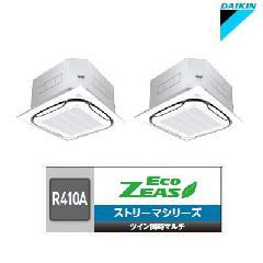 ダイキン 天井埋込カセット形 エコ・ラウンドフロー<標準>タイプ SZZJC224CDD