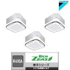 ダイキン 天井埋込カセット形 エコ・ラウンドフロー<標準>タイプ SZZC224CDM