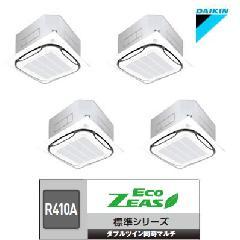 ダイキン 天井埋込カセット形 エコ・ラウンドフロー<標準>タイプ SZZC224CDNW