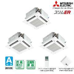 三菱 4方向天井カセット形<ファインパワーカセット> PLZT-ERP224ELEH